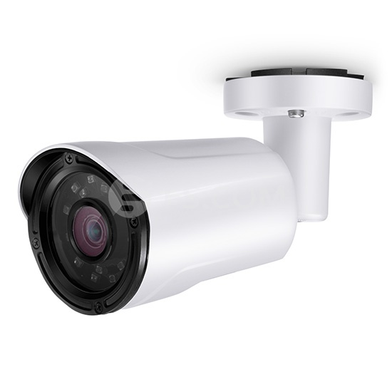 3MP Indoor/Outdoor Bullet IP Camera With Infrared
