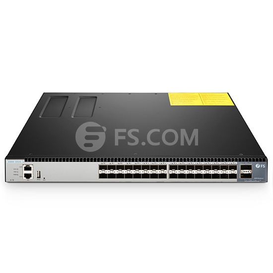 S5850-32S2Q Leaf Switch Administrable L2/L3 Gigabit de 32 Puertos Ethernet 10GE SFP+ con 2 Enlaces de Subida QSFP+ 40G