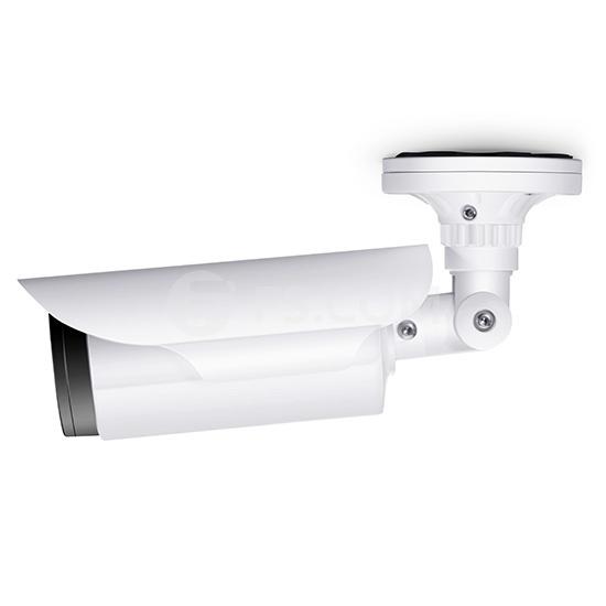 4MP Indoor/Outdoor Varifocal Bullet IP Camera With Infrared & Optical Zoom