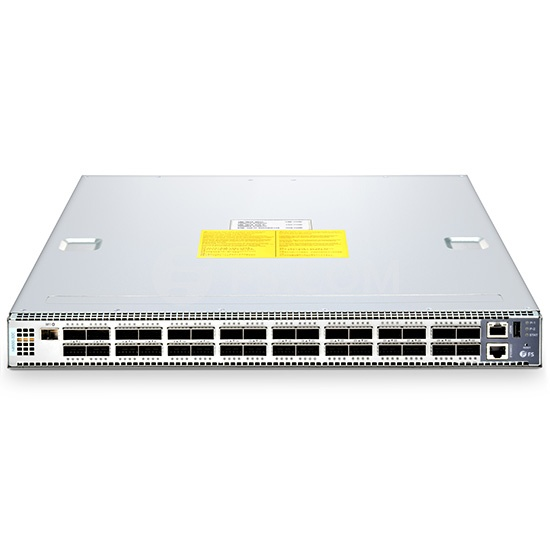 N8500-32C (32*100GbE) 100G Spine/Core Layer Switch with L2/L3 ICOS