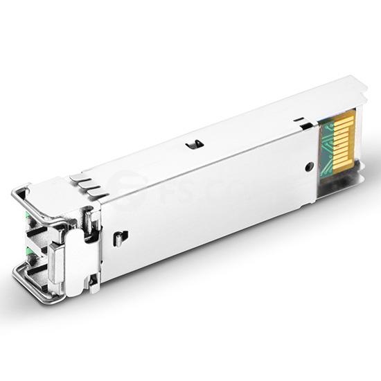 Módulo Transceptor SFP LC Gigabit 1000BASE-ZX - Compatible Con Cisco GLC-ZX-SM - Mini-GBIC - Monomodo - 80km - 1550nm