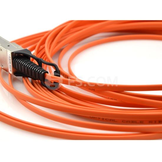 2m (7ft) Cisco QSFP-H40G-AOC2M Compatible 40G QSFP+ Active Optical Cable