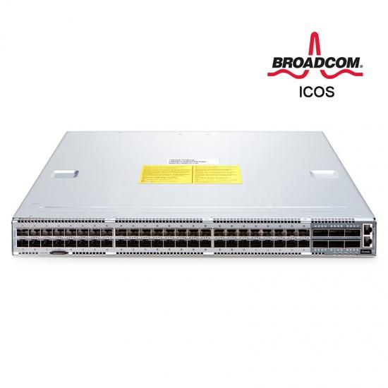 N8500-48B6C (48*25Gb+6*100Gb) 25Gb L2/L3 SDN Switch Loaded with ICOS