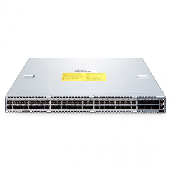 N8500-48B6C (48*25Gb+6*100Gb) 25Gb L2/L3 Trident 3 SDN Switch, Bare-Metal Hardware