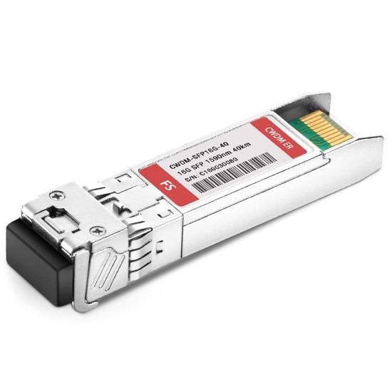 定制16G FC CWDM SFP+光模块 1470-1610nm 40km