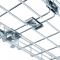 Wire Mesh Cable Tray Coupler Kit