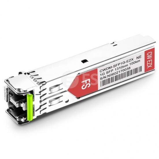 网件(Netgear)兼容CWDM-SFP-1310-100 CWDM SFP千兆光模块 1310nm 100km