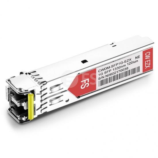 网件(Netgear)兼容CWDM-SFP-1330-120 CWDM SFP千兆光模块 1330nm 120km