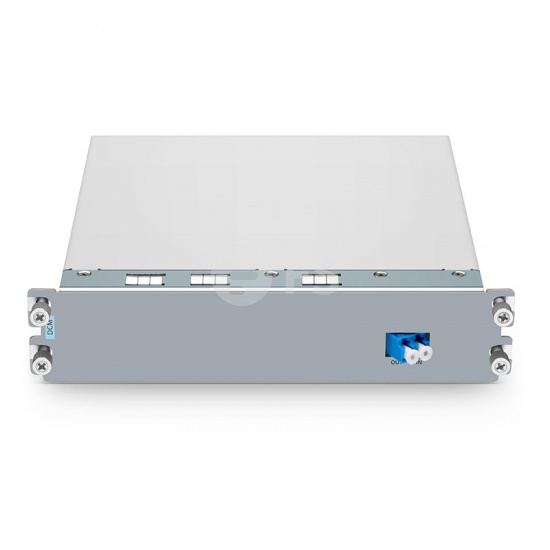 M6200-DCM40, 40KM DCF-based Passive Dispersion Compensation Module, LC/UPC
