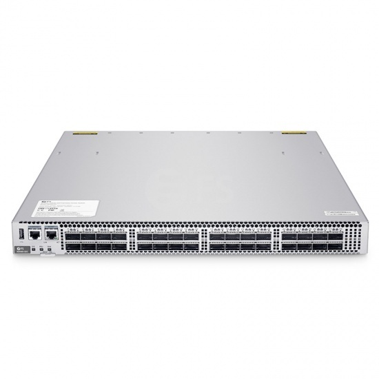 N8560-32C, 32-Port L3 Data Centre Switch, 32 x 100Gb QSFP28, Stackable, Broadcom Chip, Software Installed