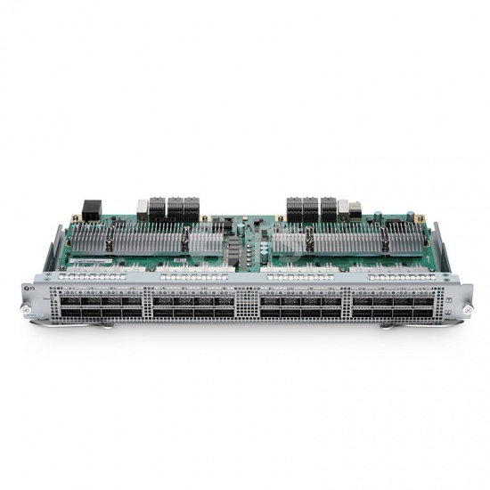 NC8400-32C, 32-Port 100Gb QSFP28 Line Card for Data Center Chassis Switch NC8400-4TH