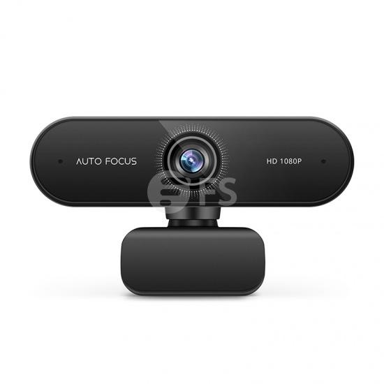 FC270 Full HD 1080p Webcam für Videotelefonie und -konferenz, 2x Mikrofone, USB Plug and Play