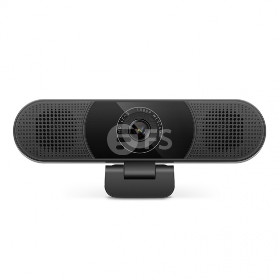 FC270S Full HD 1080p Webcam for Video Calling and Conference, with 4 Microphones & 2 Speakers, USB Plug and Play