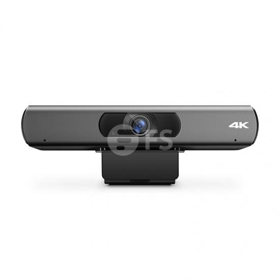 FC530-4K, cámara de videoconferencia 4K Ultra HD para salas pequeñas, con 2 micrófonos y gran angular de 120 grados