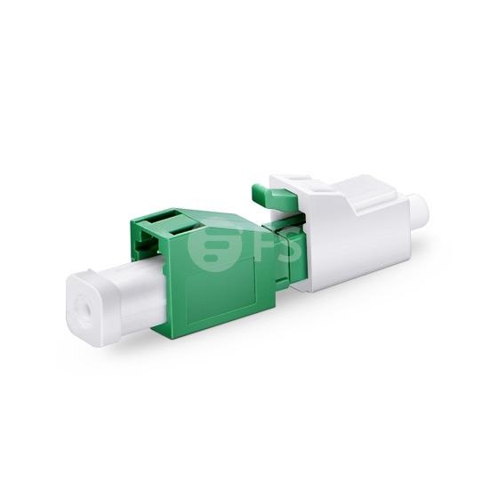 LC/APC 阴阳式 单模 固定式光纤衰减器25dB
