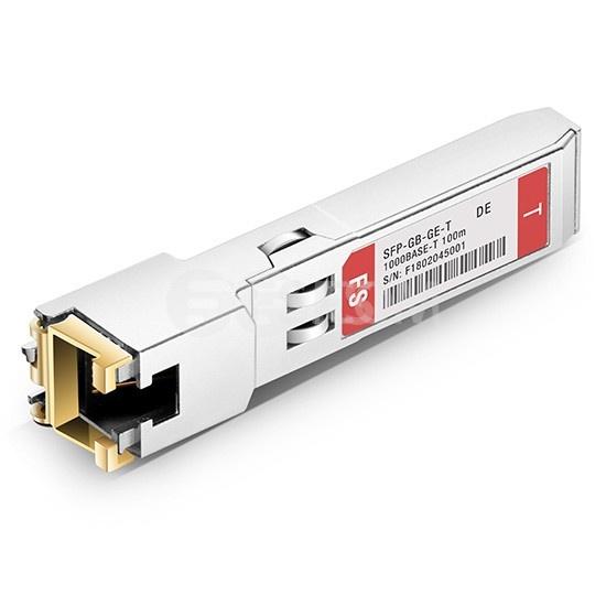 力腾(Force10)兼容GP-SFP2-1T SFP千兆电口模块 100m
