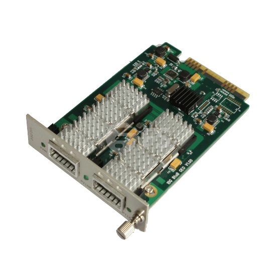 定制1通道WDM OEO 3R中继器,2个XFP / SFP / SFP + / QSFP端口