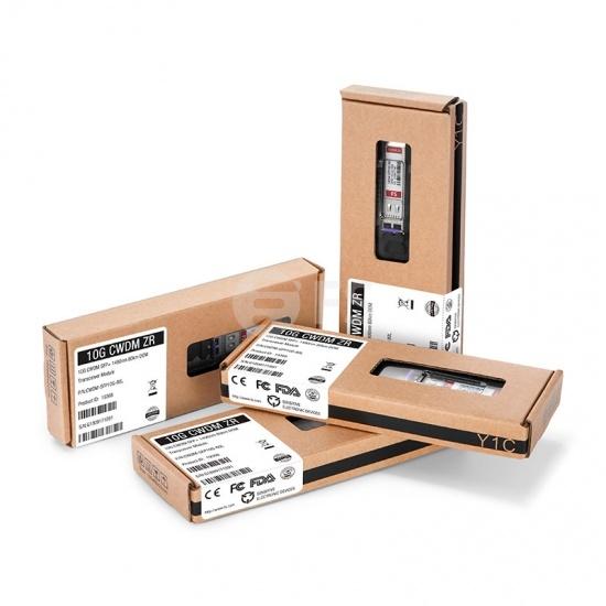 思科(Cisco)兼容CWDM-SFP10G-1510 CWDM SFP+万兆光模块 1510nm 80km