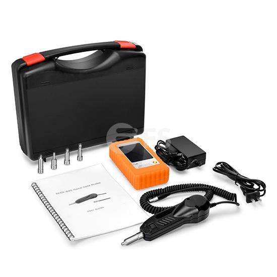 250X 手持式光纤检测探头显微镜,带FT液晶显示屏
