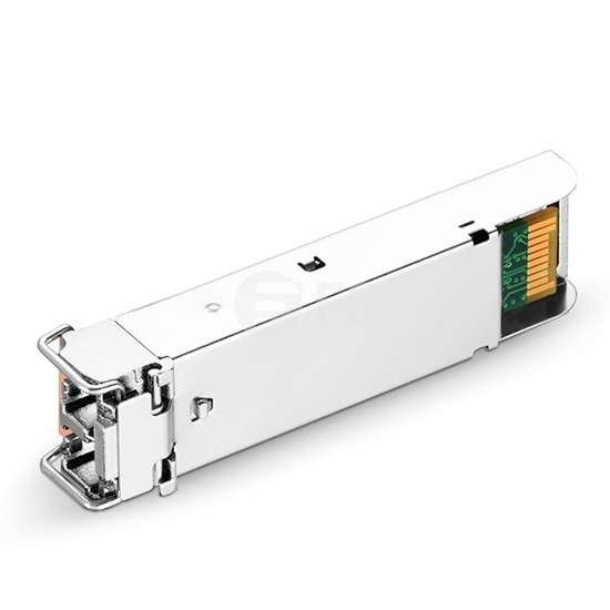 3G-SD/HD/3G-SDI MSA 数字视频 CWDM SFP光模块 1530nm 40km  收发一体 病理式