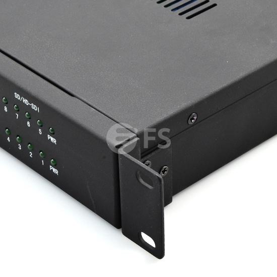 16路单向HD-SDI 高清视频光端机