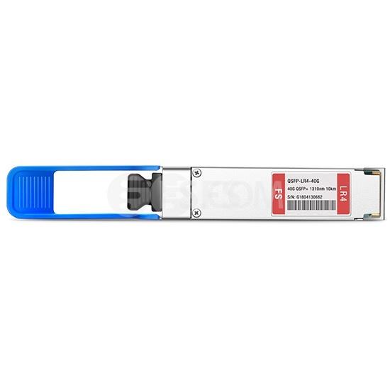 CheckPoint兼容 CPAC-TR-40LR-SSM160-QSFP QSFP+光模块  1310nm 10km