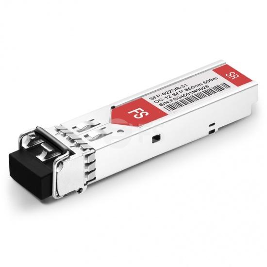 Generic Compatible OC-12/STM-4 SR-0 SFP 850nm 500m DOM LC MMF Transceiver Module