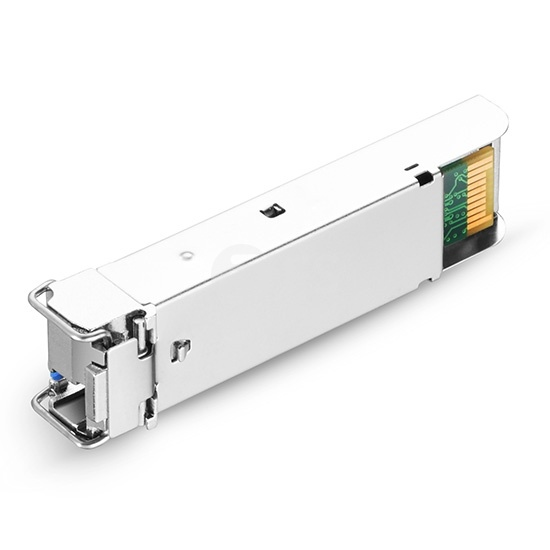 3G-SD/HD/3G-SDI MSA 数字视频 BiDi SFP单纤双向光模块 1310nm-TX/1490nm-RX 10km  收发一体 病理式