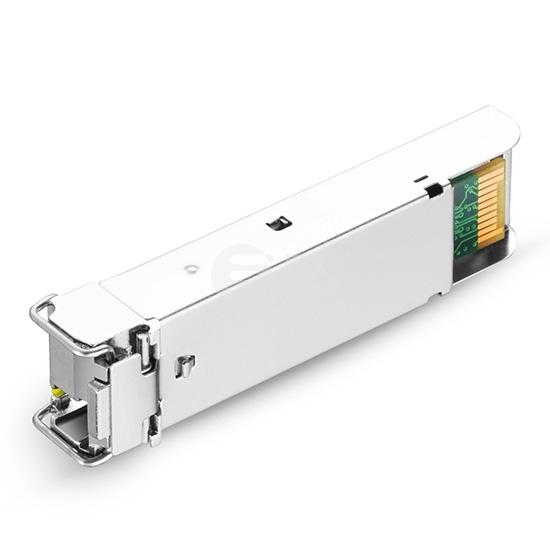3G-SD/HD/3G-SDI MSA 数字视频 BiDi SFP单纤双向光模块 1550nm-TX/1490nm-RX 40km  收发一体 病理式