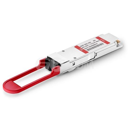 Módulo transceptor compatible con HW QSFP-40G-ER4, 40GBASE-ER4 QSFP+ 1310nm 40km DOM LC SMF