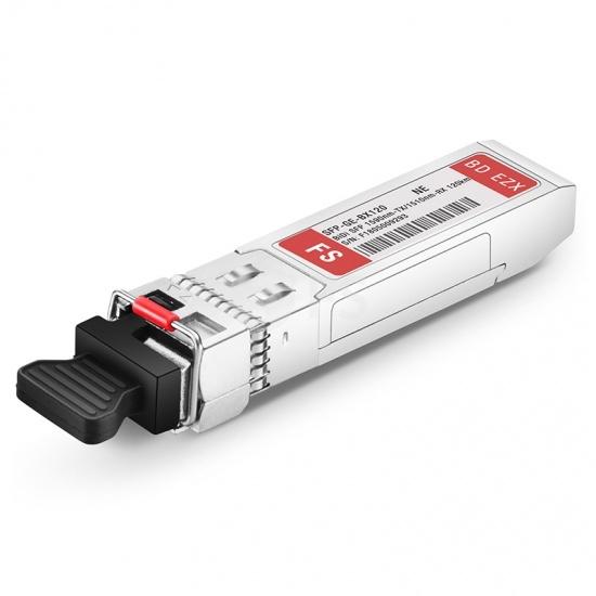 SFP Transceiver Modul - NETGEAR kompatibel 1000BASE-BX BiDi SFP 1590nm-TX/1510nm-RX 120km