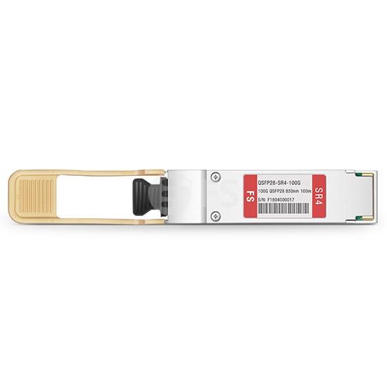 定制QSFP28-SR4-100G QSFP28光模块 850nm 100m