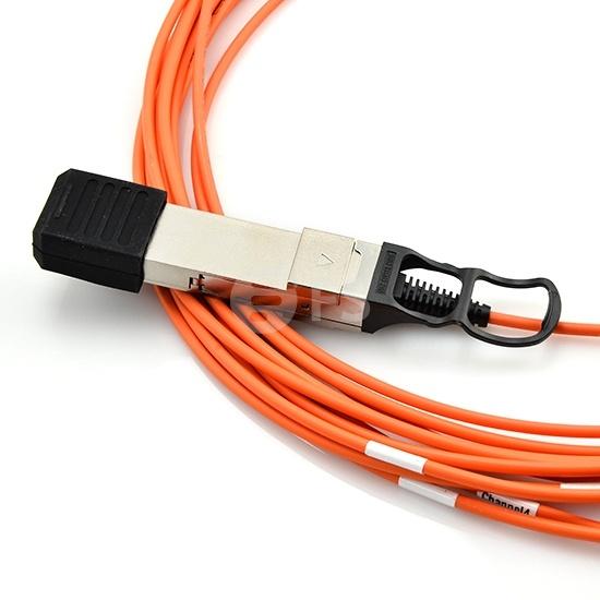 25m 戴尔(Dell)兼容CBL-QSFP-4X10G-AOC25M QSFP+ 转 4SFP+ 有源分支光缆