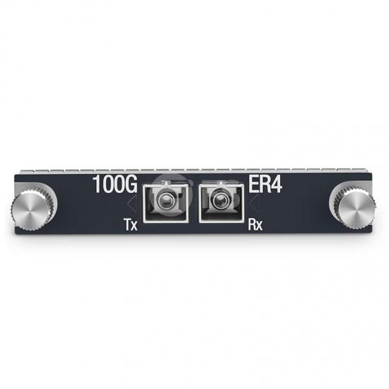 极进(Extreme)兼容100G-CFP-ER4-40 CFP光模块 1310nm 40km