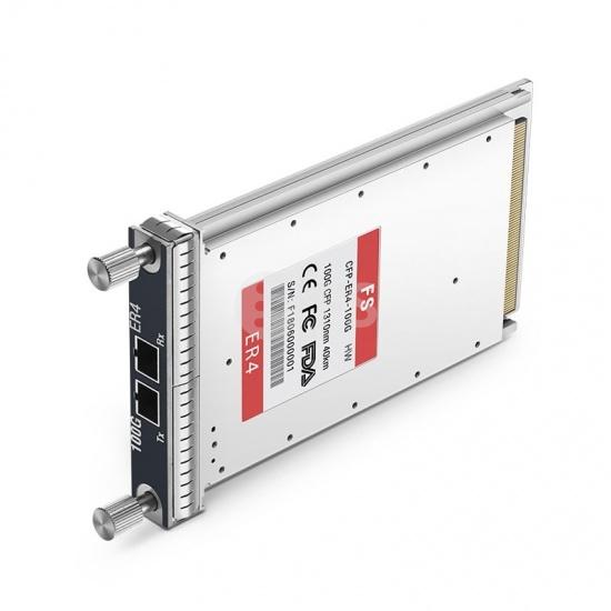 HW兼容  CFP-100G-ER4 CFP光模块 1310nm 40km