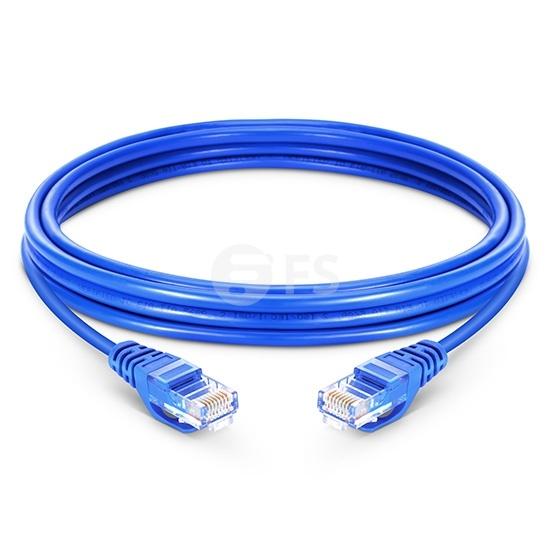 16ft (5m) Cat6 Snagless Unshielded (UTP) LSZH Ethernet Network Patch Cable, Blue
