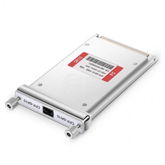 CFP HW CFP-100G-SR10 Compatible 100GBASE-SR10 850nm 150m Transceiver Module