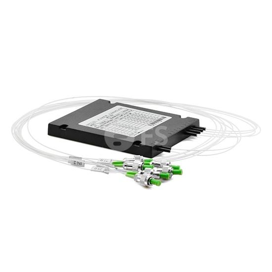 Customised MxN Multimode ABS FBT Couplers Splitters, LC/SC/FC