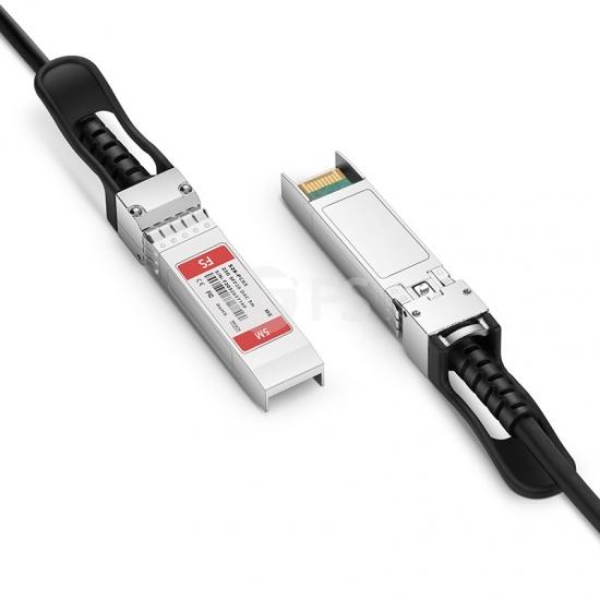 5m 迈络思(Mellanox)兼容 MCP2M00-A005AM SFP28 转 SFP28 无源铜芯高速线缆 26AWG
