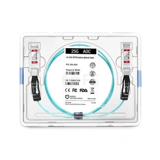 1m S28-AO01 25G SFP28 有源光缆