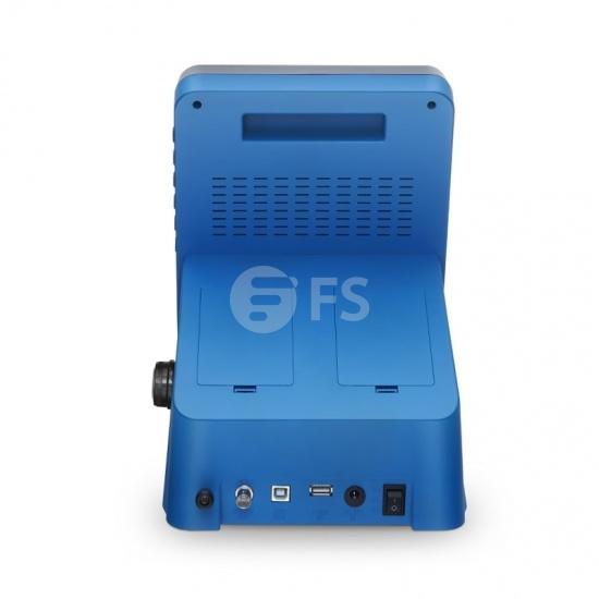 400X 台式三维光纤检测显微镜,带LC&SC&MTP/MPO适配器