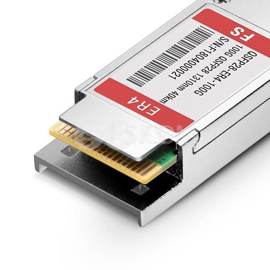 定制QSFP28-ER4 QSFP28 100G光模块 1310nm 40km