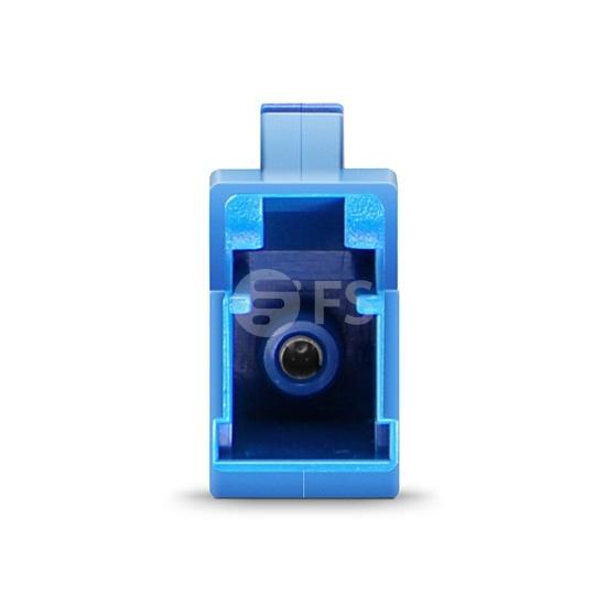 LC/UPC  阴阳式 单模 固定式光纤衰减器 10dB ,公头-母头(10pcs/包)