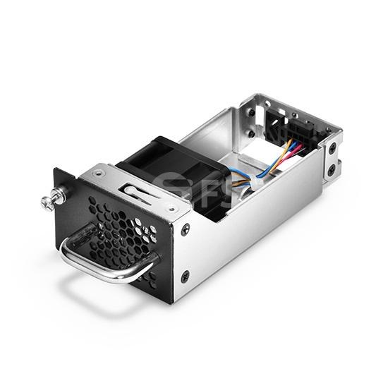 Módulo de ventilador intercambiable en caliente, flujo de aire de adelante hacia atrás a través del chasis de switches modelo S5850-48S6Q, S5850-48S2Q4C y S8050-20Q4C