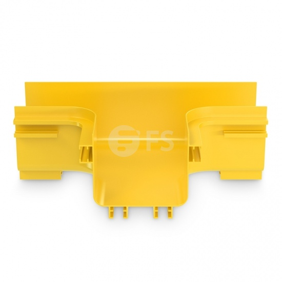 Horizontales T-Stück von Kabelkanal-/Kabelführungs-System, 4