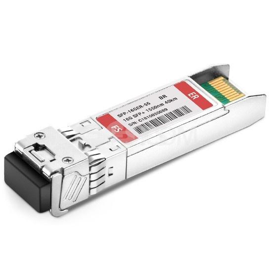 Brocade 57-1000262-01 Compatible 16G Fiber Channel SFP+ 1550nm 40km DOM LC SMF Transceiver Module
