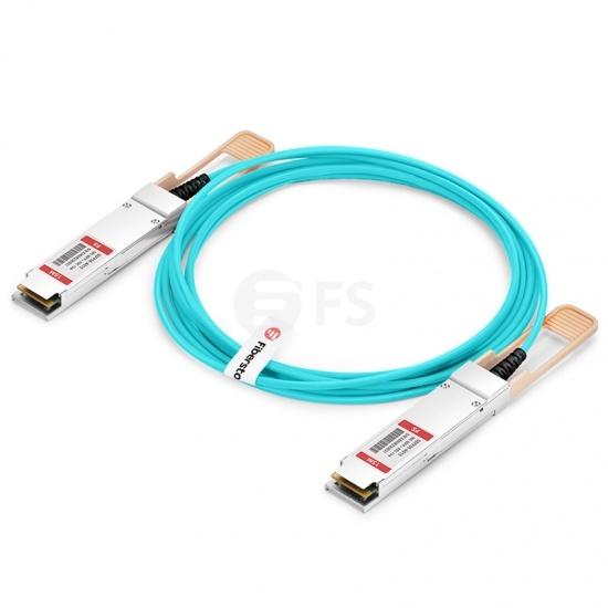 15m 飞速(FS)   56G QSFP+ 有源光缆