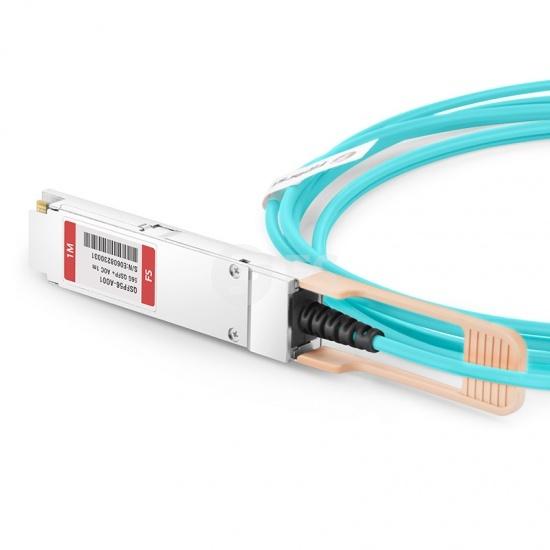 定制 56G QSFP+ 有源光缆