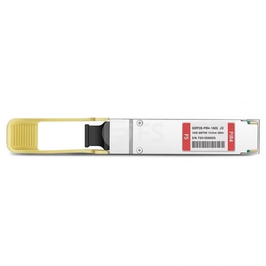 瞻博(Juniper)兼容JNP-QSFP28-100G-PSM4 QSFP28光模块 1310nm 500m