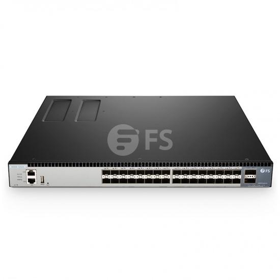 T5850-32S2Q Switch Gigabit Ethernet de 32 Puertos 10GE SFP+ con 2 Puertos QSFP+ 40GE para TAP de Agregación de Red